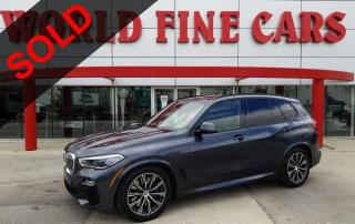 Used 2019 BMW X5 xDrive40i   Accident Free! Ontario! M-Sport for sale in Etobicoke, ON