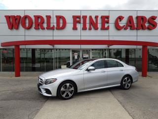 Used 2019 Mercedes-Benz E-Class for sale in Etobicoke, ON