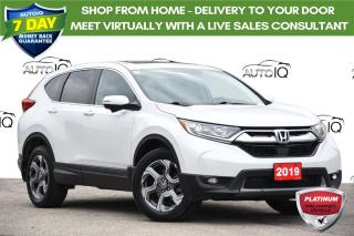 Used 2019 Honda CR-V EX-L APPLE CARPLAY | ANDROID AUTO | LEATHER for sale in Kitchener, ON