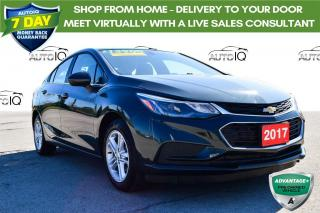Used 2017 Chevrolet Cruze LT Auto ONE OWNER for sale in Grimsby, ON