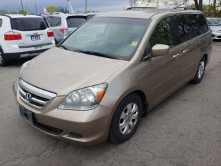 Used 2006 Honda Odyssey EX *Very Good Condition/Drives Like New/Low kms* for sale in Hamilton, ON