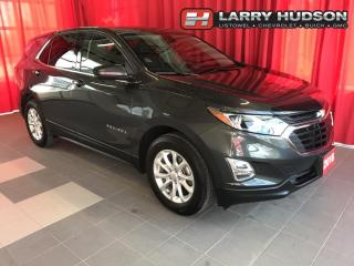 Used 2018 Chevrolet Equinox LT FWD | Rear Vision Camera | Remote Start for sale in Listowel, ON