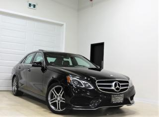 Used 2015 Mercedes-Benz E-Class E 400 BLIND SPOT LANE CHANGE ASSIST  NAVI REAR VIE for sale in North York, ON