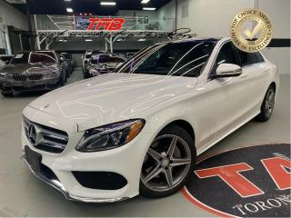 Used 2016 Mercedes-Benz C-Class C300 AMG I PANO I NAVI I COMING SOON for sale in Vaughan, ON
