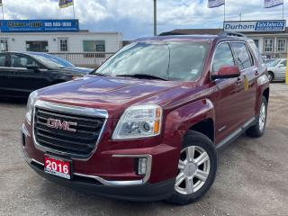 Used 2016 GMC Terrain SLE for sale in Whitby, ON
