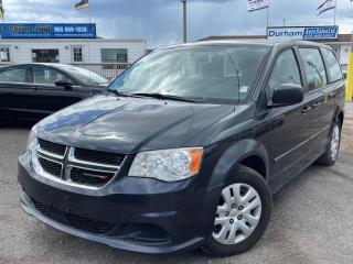 Used 2014 Dodge Grand Caravan SE for sale in Whitby, ON