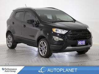 Used 2019 Ford EcoSport Titanium AWD, Navi, Sunroof, Clean Carfax! for sale in Brampton, ON