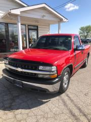 Used 2002 Chevrolet Silverado 1500 LS Sporty Shorty-Box Regular Cab for sale in Petrolia, ON