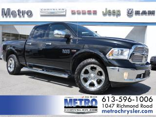 Used 2018 RAM 1500 Laramie for sale in Ottawa, ON
