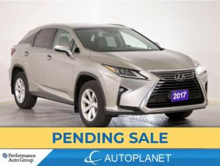 Used 2017 Lexus RX 350 AWD, Premium, Back Up Cam,Adaptive Cruise Control! for sale in Brampton, ON