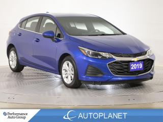 Used 2019 Chevrolet Cruze LT HB, Sunroof & Sound Pkg, Back Up Cam, Bluetooth for sale in Brampton, ON