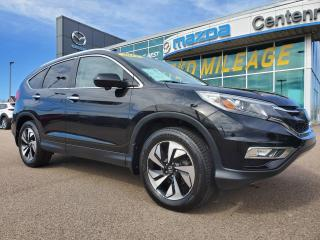 Used 2016 Honda CR-V Touring AWD for sale in Charlottetown, PE