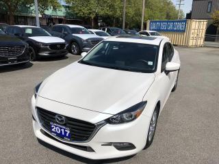 Used 2017 Mazda MAZDA3 GS at for sale in Burnaby, BC