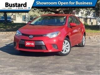 Used 2016 Toyota Corolla 4dr Sdn Auto CE   Heated Seats   Camera for sale in Waterloo, ON