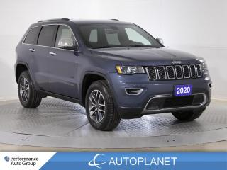 Used 2020 Jeep Grand Cherokee Limited 4x4, Trailer Tow Grp, Navi, Back Up Cam! for sale in Brampton, ON