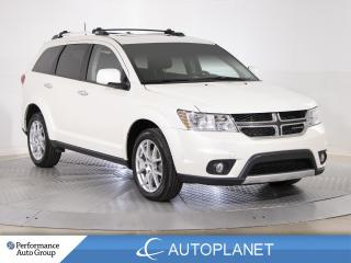 Used 2019 Dodge Journey GT AWD, 7-Seater, Navi, Back Up Cam, Sunroof, DVD! for sale in Brampton, ON
