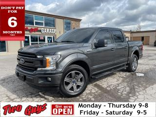 Used 2020 Ford F-150 XLT SPORT   3.5L V6 CREW   NAV    20 INCH MAGS   for sale in St Catharines, ON