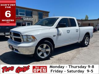 Used 2014 RAM 1500 SLT | Ext 5.7L Hemi 4WD | 6 Pass | New Tires | for sale in St Catharines, ON
