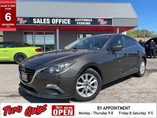 Used 2014 Mazda MAZDA3 4dr HB Sport Auto GS-SKY Back Up Camera for sale in St Catharines, ON