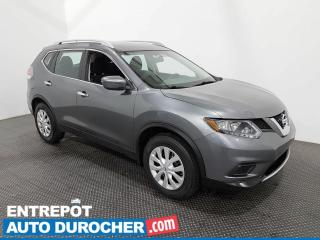 Used 2016 Nissan Rogue S - Caméra de Recul - Bluetooth - Climatiseur for sale in Laval, QC