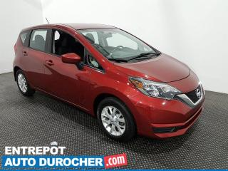 Used 2018 Nissan Versa Note SV - Caméra de Recul - Bluetooth - Climatiseur for sale in Laval, QC