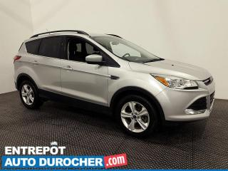 Used 2016 Ford Escape SE - AWD - Navigation - Bluetooth - Climatiseur for sale in Laval, QC