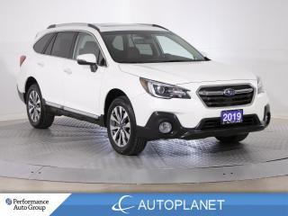 Used 2019 Subaru Outback 2.5i Premier AWD, EyeSight Pkg, Navi, Back Up Cam! for sale in Brampton, ON