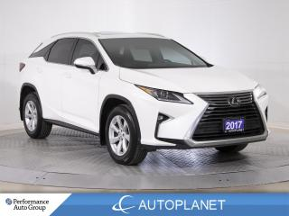 Used 2017 Lexus RX 350 AWD, Premium, Heated/Cooled Seats, Sunroof! for sale in Brampton, ON
