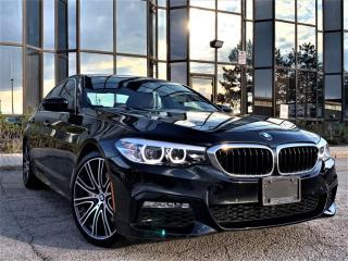 Used 2018 BMW 5 Series 540i xDrive Sedan for sale in Brampton, ON