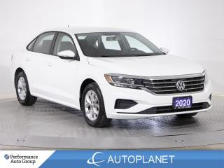 Used 2020 Volkswagen Passat Comfortline, Back Up Cam, Android Auto, Bluetooth! for sale in Brampton, ON