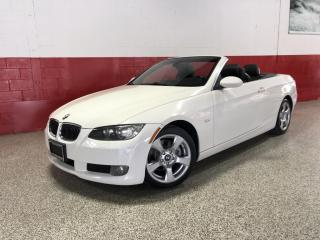 Used 2007 BMW 3 Series HARDTOP NAVIGATION BLUETOOTH AUTOMATIC for sale in North York, ON