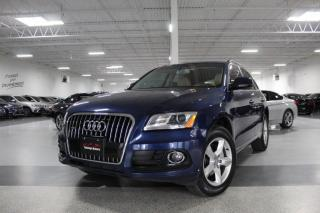 Used 2016 Audi Q5 NO ACCIDENTS I QUATTRO I POWER TRUNK I LEATHER I BT for sale in Mississauga, ON