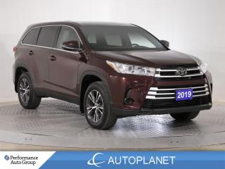 Used 2019 Toyota Highlander LE AWD, 8-Seater, Adaptive Cruise Control! for sale in Brampton, ON