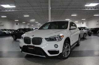 Used 2017 BMW X1 XDRIVE28i I NO ACCIDENTS I NAVIGATION I REAR CAM I H. SEATS for sale in Mississauga, ON