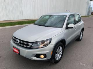 Used 2012 Volkswagen Tiguan 4dr Auto 4Motion for sale in Mississauga, ON