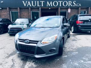 Used 2013 Ford Focus 4DR SDN SE for sale in Brampton, ON