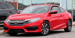 Used 2019 Honda Civic COUPE LX|Certified - Just Arrived for sale in Brandon, MB