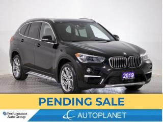 Used 2019 BMW X1 xDrive28i, Premium Essential Pkg, Navi, HiFi Sound for sale in Brampton, ON
