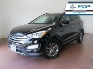 Used 2014 Hyundai Santa Fe Sport 1 OWNER | BLUETOOTH | HTD SEATS  - $119 B/W for sale in Brantford, ON