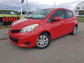 Used 2012 Toyota Yaris L 5-Door AT Toyota Quality! Automatic! Air! for sale in Dunnville, ON