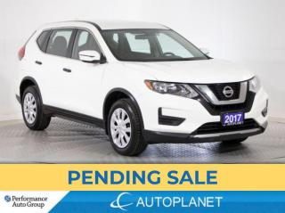 Used 2017 Nissan Rogue S, Back Up Cam, Heated Seats, Clean Carfax! for sale in Brampton, ON