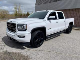 Used 2018 GMC Sierra 1500 SLE | 4X4 | ELEVATION | LONG BOX | for sale in Barrie, ON