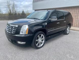 Used 2008 Cadillac Escalade ESV for sale in Barrie, ON