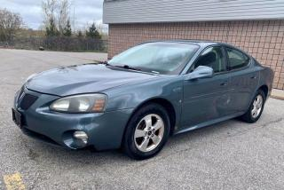 Used 2006 Pontiac Grand Prix Base for sale in Barrie, ON