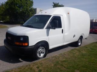 Used 2003 GMC Savana G3500 Unicell Cargo Cube Van Rear Shelving for sale in Burnaby, BC