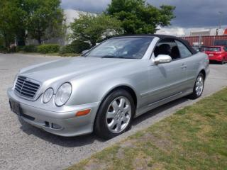 Used 2003 Mercedes-Benz CLK CLK320 Cabriolet for sale in Burnaby, BC