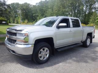 Used 2016 Chevrolet Silverado 1500 Crew Cab 4WD for sale in Burnaby, BC
