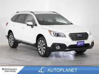 Used 2017 Subaru Outback Premium Tech AWD, Navi, Lane Keep Assist! for sale in Brampton, ON
