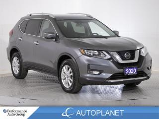 Used 2020 Nissan Rogue SV AWD, Back Up Cam, Apple CarPlay, Remote Start! for sale in Brampton, ON