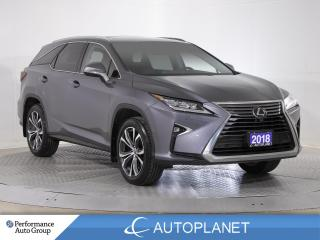 Used 2018 Lexus RX 350 L AWD, Luxury Pkg, 7-Seater, 360 Cam, Sunroof! for sale in Brampton, ON